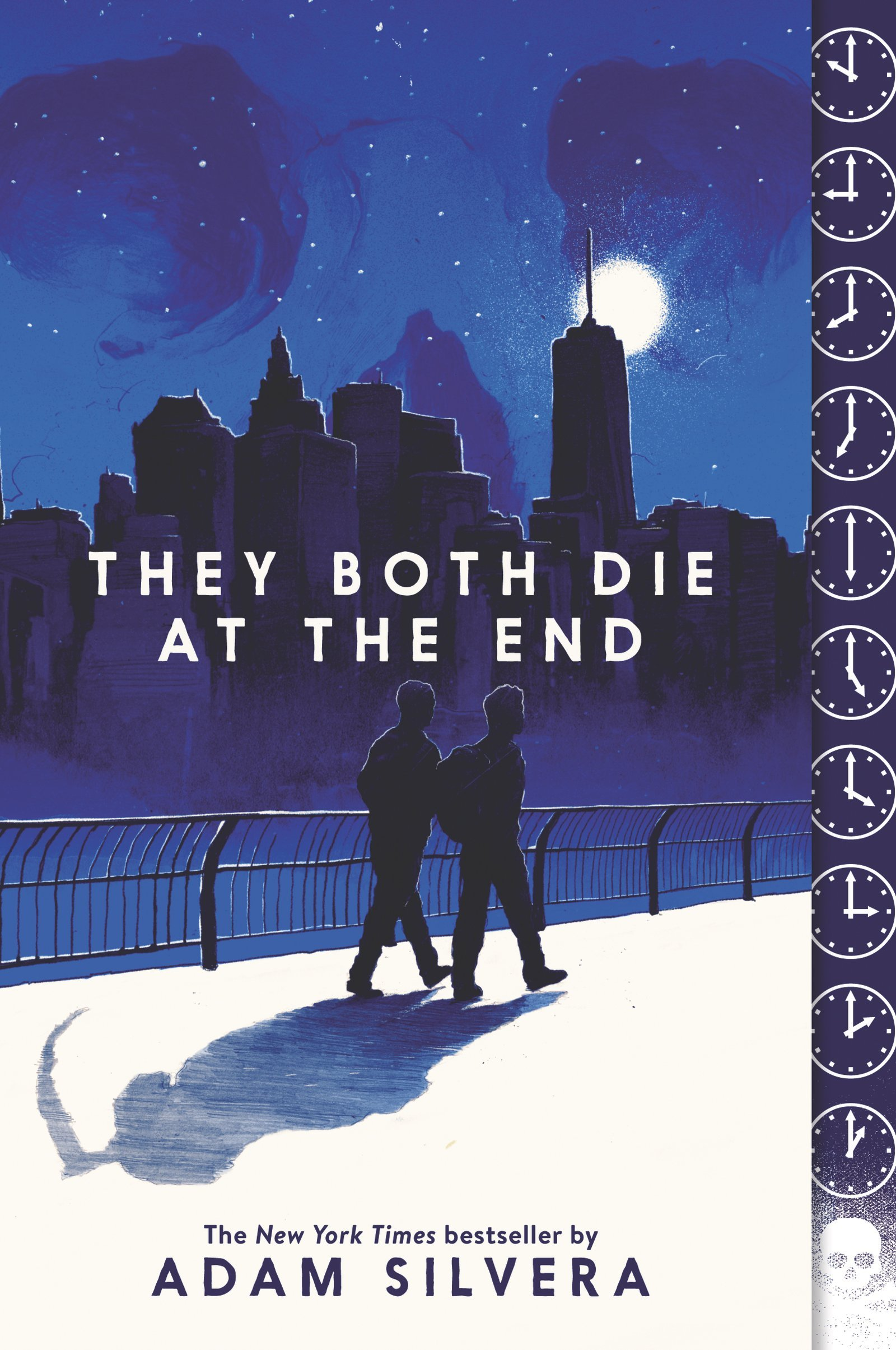 They Both Die At The End By Adam Silvera • Epilogue Books Chocolate Brews