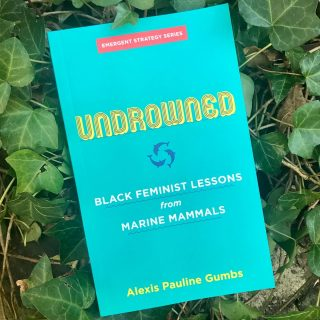 We want to dive on into #BlackHistoryMonth with a little #blackfeminism brought to you by a local author 🤩🐬🐙🐠🐋