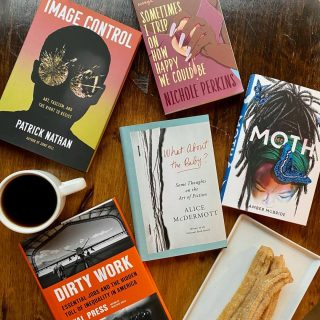 Great news- it's #NewReleaseTuesday and this week's top picks are chockful of food for thought! What are you itching to get your hands on this time around?