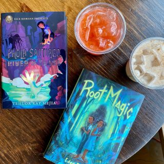 We're in the mood for an adventure and magic today ✨ Where are y'all heading on your bookish journeys today?