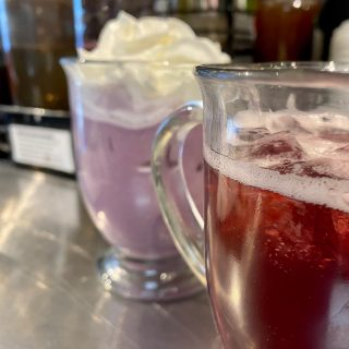 Remember when we said we had a surprise coming soon?? It's here! 🥳 Starting tomorrow, you can order #Italiansodas (and #creamsodas !) with our housemade syrups! 😋 Which one are you most excited to try first?
