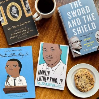 Today we remember a great man whose beliefs and work have shaped the world we live in 🌎 In honor of him and his legacy, we brought together a few books to help us better understand the man, the movement, and the work that has yet to be done 📚 #MLKDay2021 #MLKDay