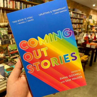 #pridemonth may be coming to an end soon, but that won't stop us from celebrating #lgbtq + stories ALL 👏 YEAR 👏 LONG 👏🏳️🌈   Catch our pop-up shop at the Pride Food Truck Rodeo in #Carrboro today or stop by our store for some awesome recommendations from our booksellers 🌈📚 #SmallTownPride