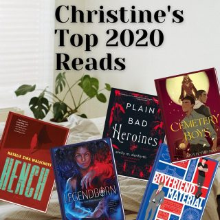 We want to round out the first month of 2021 with our booksellers' favorite 2020 releases! 🥳 Whose tastes do you most align with?