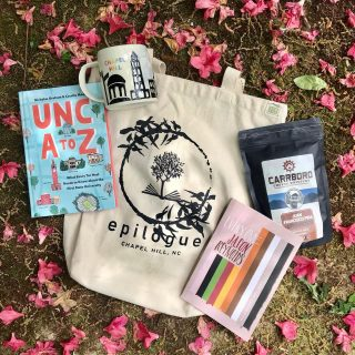Looking for the perfect present for the #UNCGrad in your life? 🎓 We got it! Help them keep their #Carolina memories alive with these awesome #giftboxes 🤗
