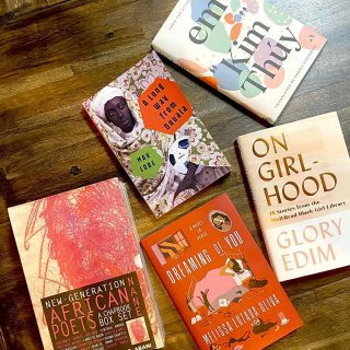 Happy #newreleasetuesday to all! We can't wait to dig into these titles featuring colorful coming of age stories, heartfelt novels of love and strength, and powerful poetry 💫