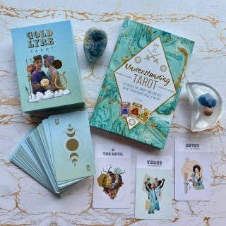 We all know someone who can always read the room like a book- start thinking about the perfect gift for that intuitive someone in your life to hone in their skill! From the aspiring astrologer to the most advanced spiritual worker, you can never have too many tarot decks to guide you! 🔮✨