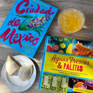 We close out this year's #LHM with an explosion of flavor and a reminder that Latinx culture touches all of our lives in subtle ways🍴Food is easily one of the best things that unite us, so go out and try a new recipe! Start your weekend with a sprinkle of spice with some jalapeño cheddar empanadas and a spicy naranja agua fresca 🍊🌶