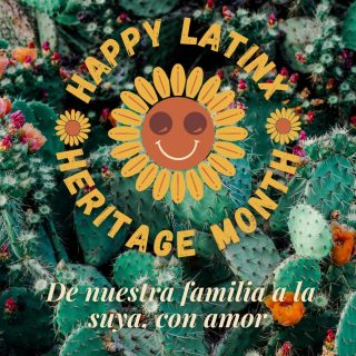 """Happy Latinx Heritage Month 🥳💃🏽 As a Latinx-owned bookstore, September and October has a special place in our heart as we celebrate what brings us together and sets us apart in our communities.   Comprised of a wide range of countries, races, languages, traditions, foods, and art, the term """"Latinx"""" encompasses a multitude of complex identities coexisting beneath the Texan border and in the beautiful islands of the Caribbean. Today, and every day we celebrate all the stories our people have shared as means of salvation, self-expression, activism, and empowerment. We are honored to be a hub to house a range of voices that tell us what it means to be Latinx, in all of its glorious forms 🤍🤎🖤"""