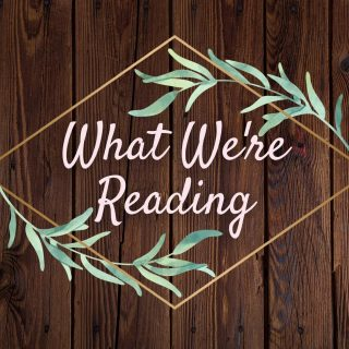What's the Epilogue staff #currentlyreading? Oh we're so glad you asked 😉  As always, there's a little bit of everything for all curiosities, tastes, and interests. From Saami-American stories and LGBTQ+ lit to coming of age narratives and explorations of love and motherhood- take your pick!