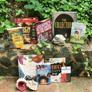 "Summer is right around the corner and what better way to keep the kiddos busy than a #STEAM activity-packed subscription box! 🤩 Each month is themed to feed the imagination and stoke curiosity 🤗 (May's box is the ""I Can Be a Geologist"" set!)"