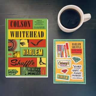 Two-time Pulitzer Prize-winner Colson Whitehead is back with an enchantingly captivating novel of heists, shakedowns, and ripoffs set in 1960s Harlem.   Pre-order this dazzling tale of action, suspense, crime, and drama and get a complimentary sticker pack designed by Whitehead himself!